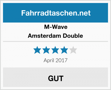 M-Wave Amsterdam Double Test