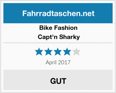 Bike Fashion  Capt'n Sharky Test
