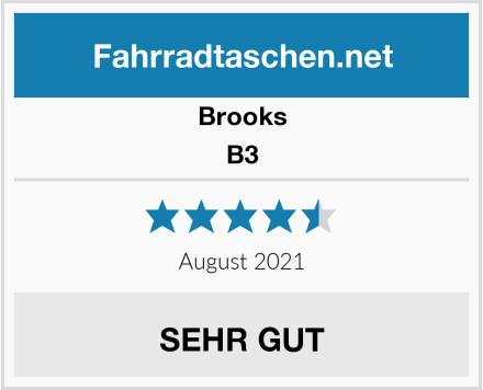 Brooks B3 Test