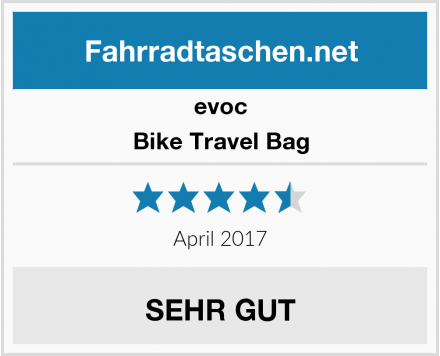evoc Bike Travel Bag Test