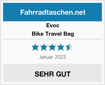 evoc Bike Travel Bag Test