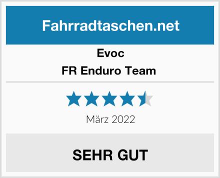 evoc FR Enduro Team  Test