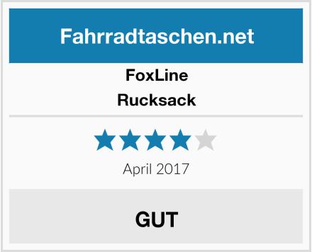 FoxLine Rucksack Test