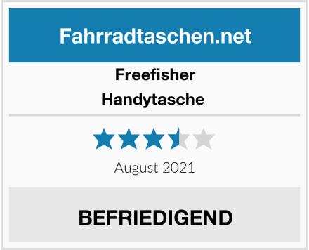 Freefisher Handytasche  Test