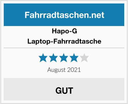 Hapo-G Laptop-Fahrradtasche Test