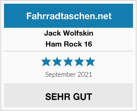 Jack Wolfskin Ham Rock 16 Test