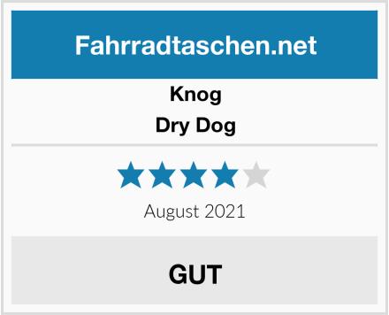 Knog Dry Dog Test