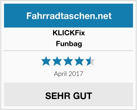 KLICKFix Funbag Test