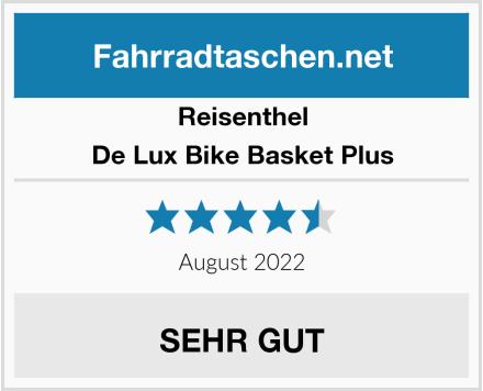 Reisenthel De Lux Bike Basket Plus Test