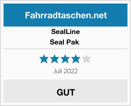 SealLine Seal Pak  Test