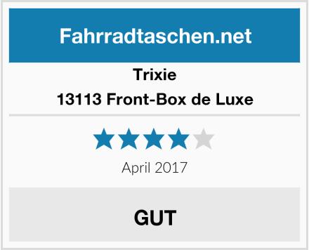 Trixie 13113 Front-Box de Luxe Test
