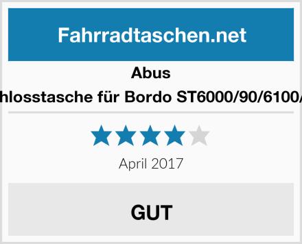Abus Schlosstasche für Bordo ST6000/90/6100/90 Test