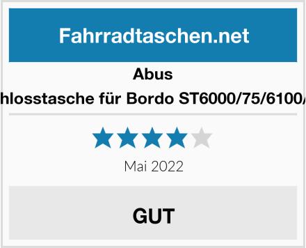 Abus Schlosstasche für Bordo ST6000/75/6100/75 Test