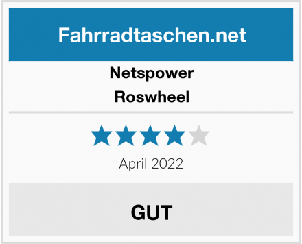 Netspower Roswheel Test