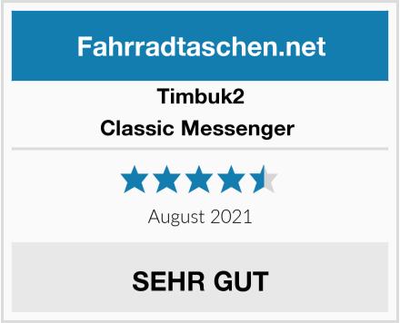 Timbuk2 Classic Messenger  Test
