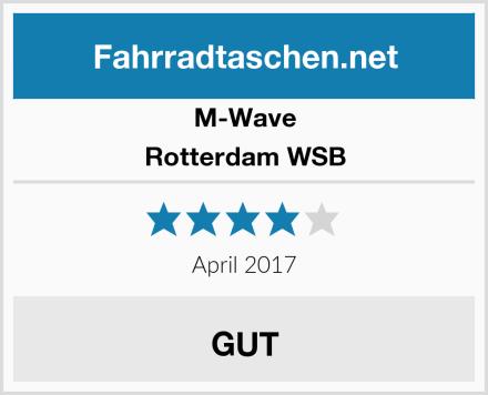 M-Wave Rotterdam WSB Test