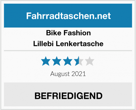 Bike Fashion Lillebi Lenkertasche Test