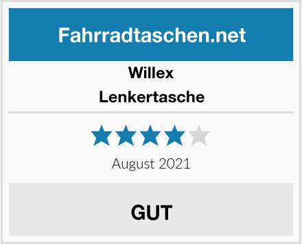 Willex Lenkertasche Test