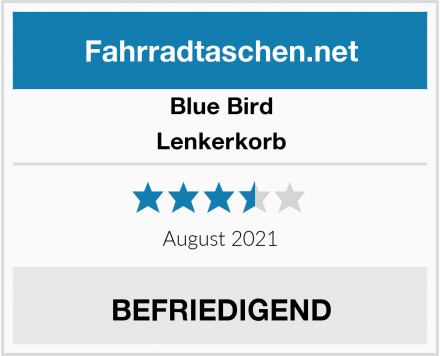 Blue Bird Lenkerkorb Test