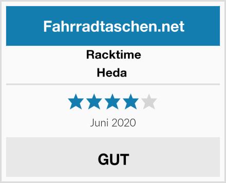 Racktime Heda  Test