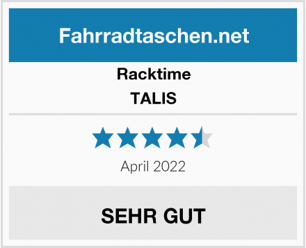 Racktime TALIS Test