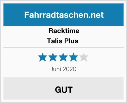 Racktime Talis Plus  Test