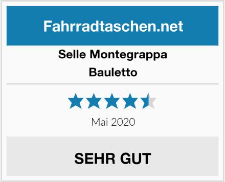 Selle Montegrappa Bauletto Test