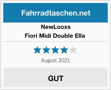 newlooxs Fiori Midi Double Ella  Test