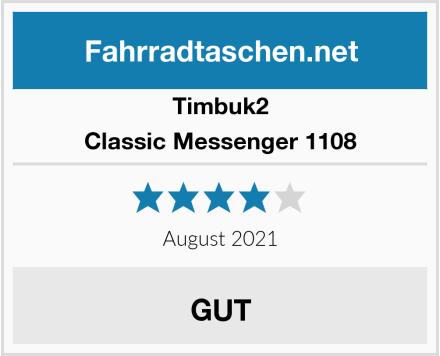 Timbuk2 Classic Messenger 1108 Test