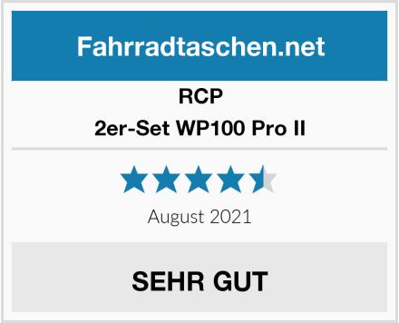 RCP 2er-Set WP100 Pro II Test