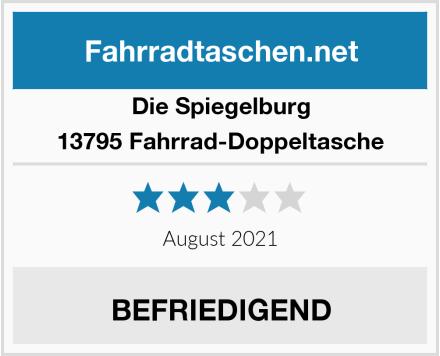 Die Spiegelburg 13795 Fahrrad-Doppeltasche Test