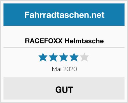 RACEFOXX Helmtasche Test