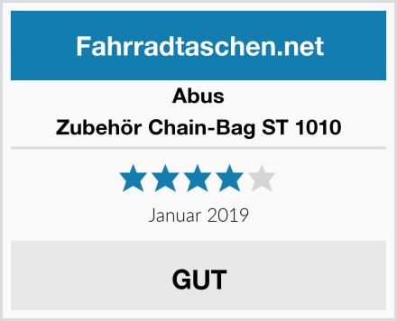 Abus Zubehör Chain-Bag ST 1010 Test