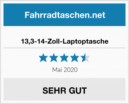 13,3-14-Zoll-Laptoptasche Test