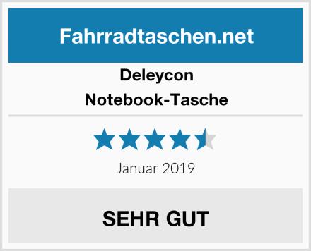 Deleycon Notebook-Tasche Test