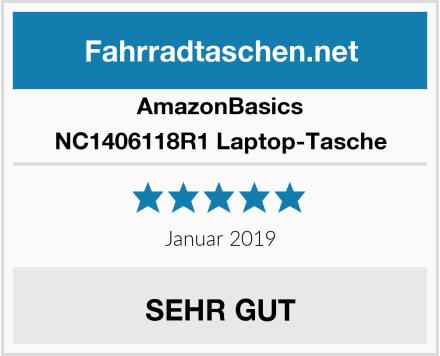AmazonBasics NC1406118R1 Laptop-Tasche Test