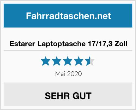 Estarer Laptoptasche 17/17,3 Zoll Test