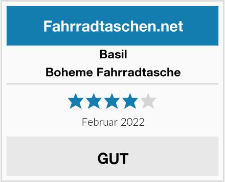 Basil Boheme Fahrradtasche Test