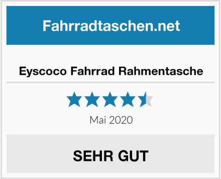 No Name Eyscoco Fahrrad Rahmentasche Test