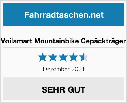 Voilamart Mountainbike Gepäckträger Test