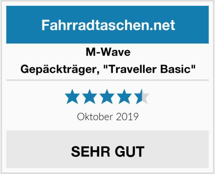 M-Wave Gepäckträger,