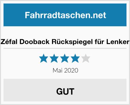 Zéfal Dooback Rückspiegel für Lenker Test
