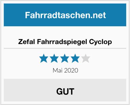 No Name Zefal Fahrradspiegel Cyclop Test