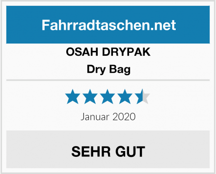 OSAH DRYPAK Dry Bag Test