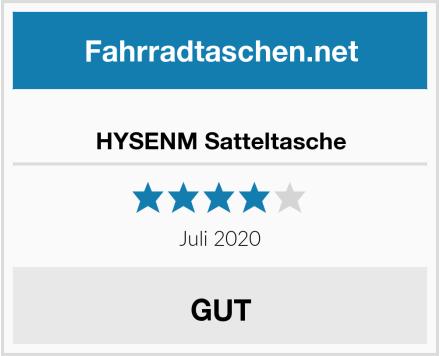 HYSENM Satteltasche Test