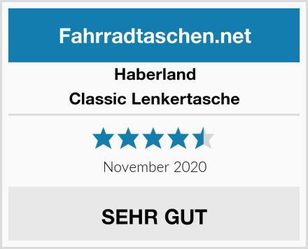Haberland Classic Lenkertasche Test