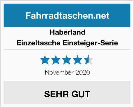 Haberland Einzeltasche Einsteiger-Serie Test