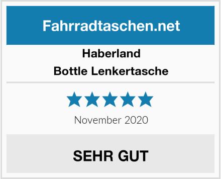 Haberland Bottle Lenkertasche Test