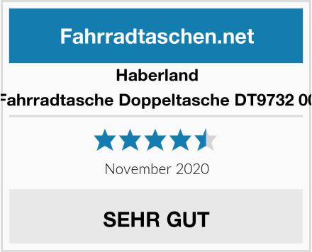 Haberland Fahrradtasche Doppeltasche DT9732 00 Test