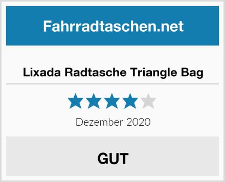 Lixada Radtasche Triangle Bag Test